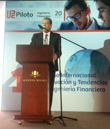 Presidente de la Universidad Piloto de Colombia