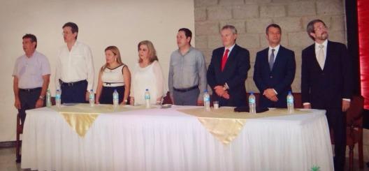 Gabriel Holand, Elisa Piedrahita Decana de Ingeniería Financiera