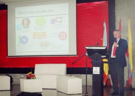 Ponencia Fintech en Unipiloto Colombia