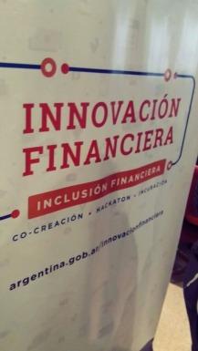 Presentación Innovación Financiera del BCRA
