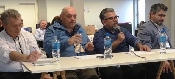 Jurado: Ricardo De Gisi - Gonzalo Aranda - Alex Contreras - Gabriel Holand