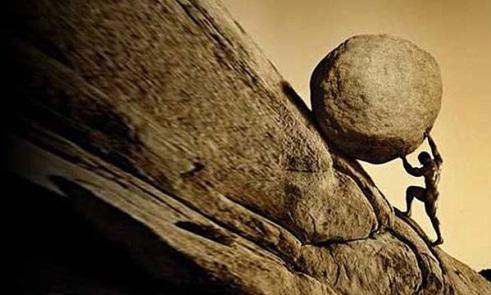 piedra de sisifo